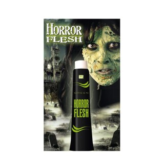 Horror Make up grün Halloween Make Up Monster