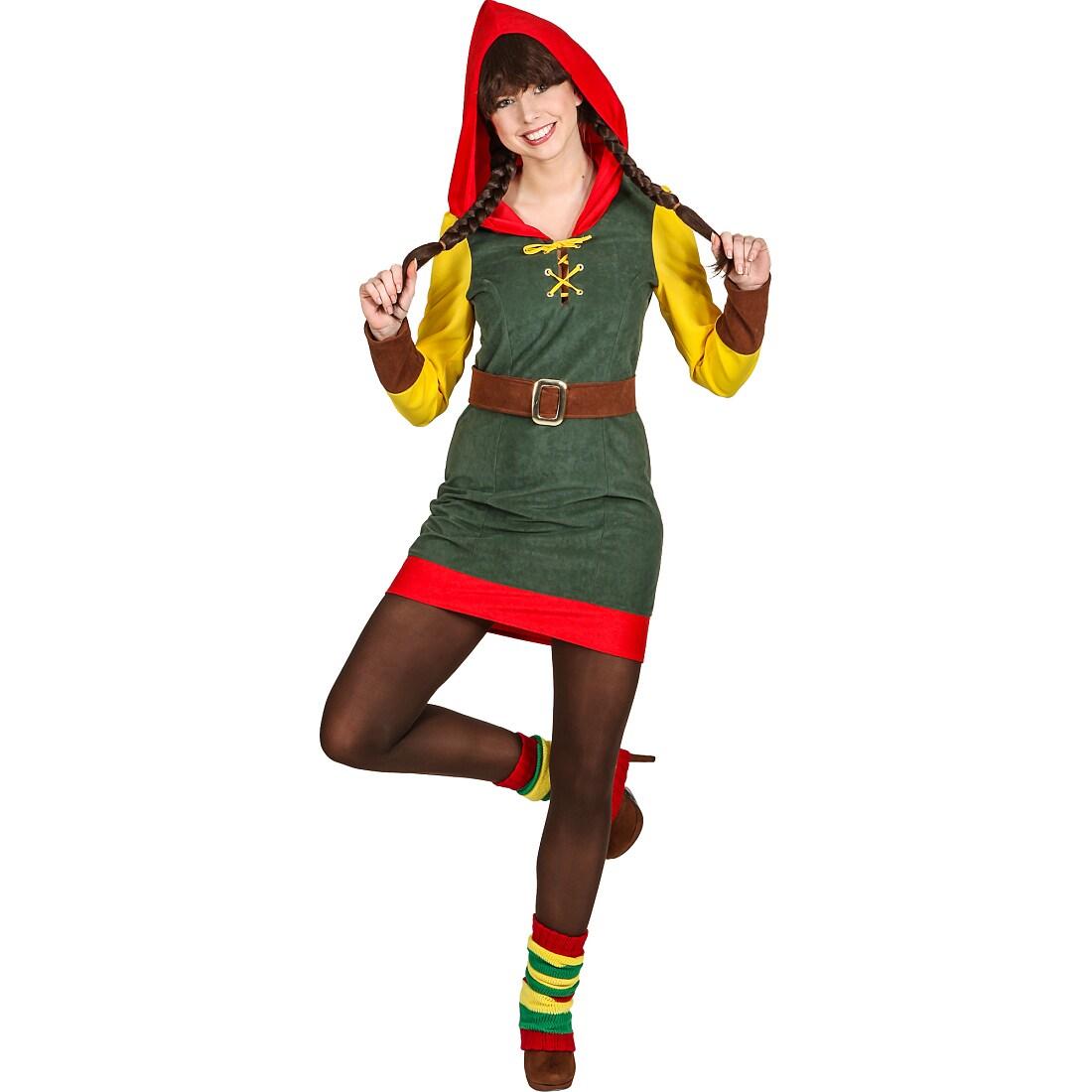 Hinreissendes Zwergen Kostum Fur Damen 29 99
