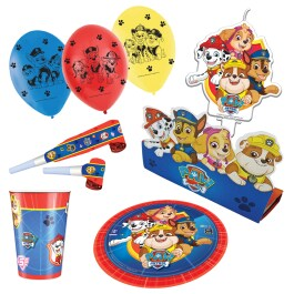 Paw Patrol Party-Set