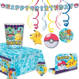 Pokémon Party-Set