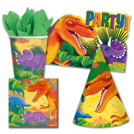 Dinosaurier Party-Set