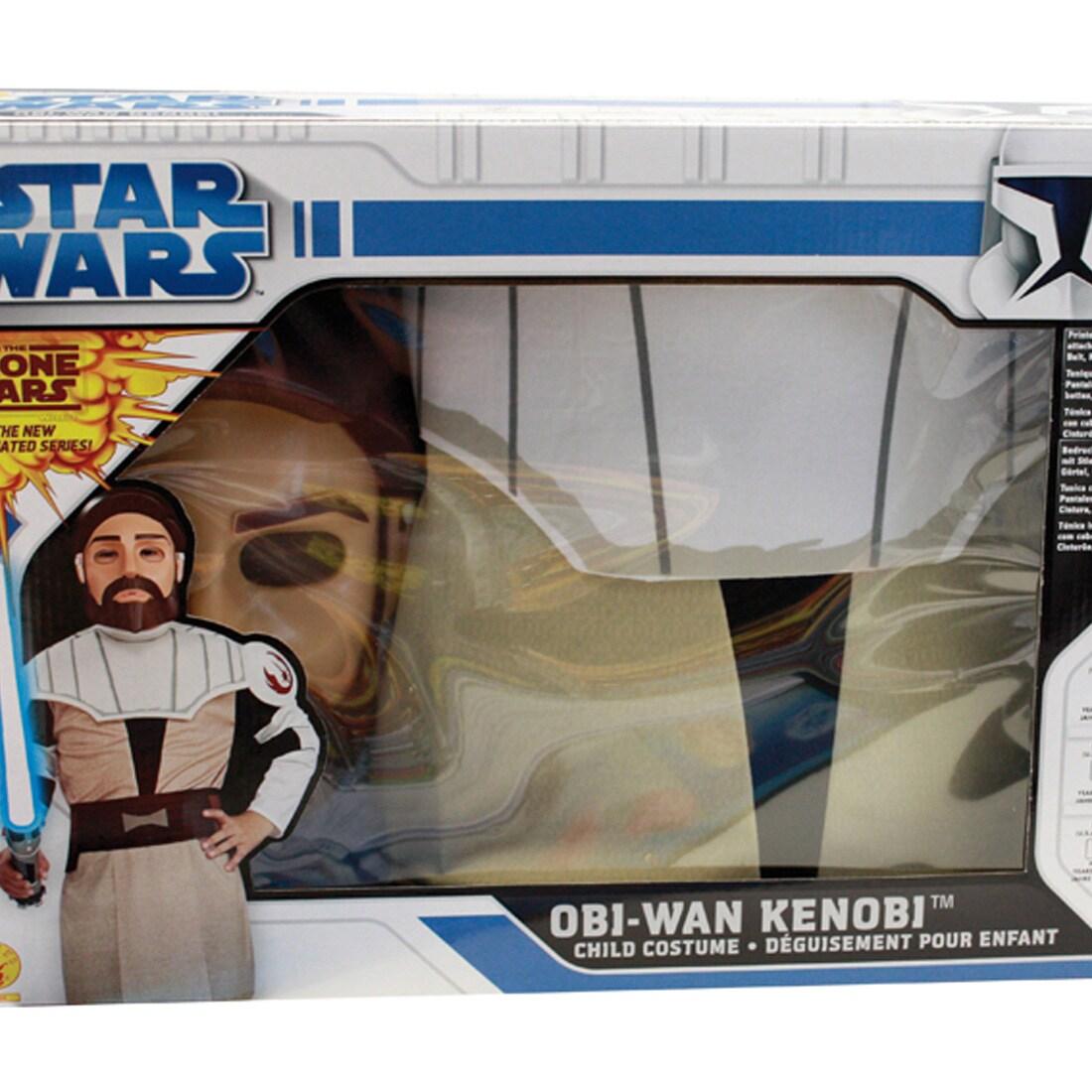 star wars kinder kost m clone wars obi wan l 7 9 jahre 41. Black Bedroom Furniture Sets. Home Design Ideas