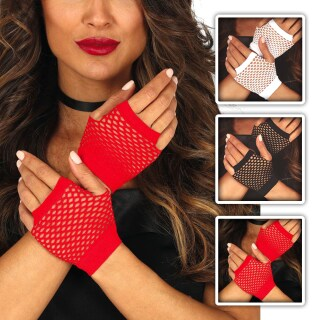 kurze Spitzen Handschuhe ohne Finger Pro