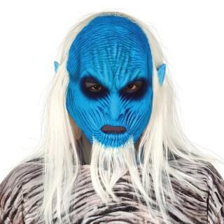 Augenmaske Halloweenmaske Fledermaus Gruselige Domino Maske Vampirmaske Masken