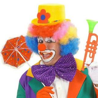 Praktisches Set Zum Clown Schminken 7 49