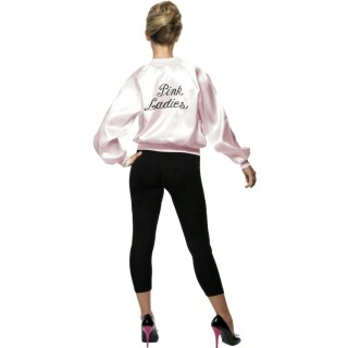 Pink Ladies Jacke Grease Kostüm pink M 40/42