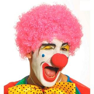 Pinke Clown Perucke Fasching Karnevalsperucke 7 99