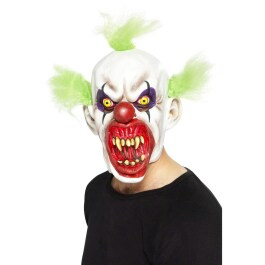 Horror Clown Maske Clownsmaske Horrorclown