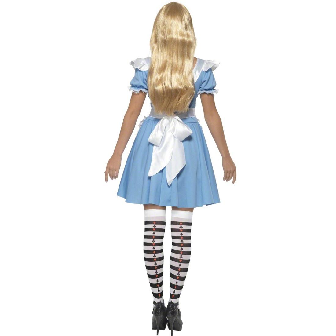 Alice im Wunderland Kostüm Märchenkostüm M 40//42 Damenkostüm Dirndl Märchen