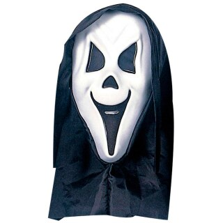 Halloween Maske Scream Geistermaske Fasching
