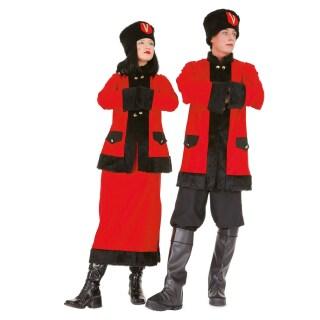 Kostum Russischer Kosake Faschingskostum Xxl 58 60 35 99