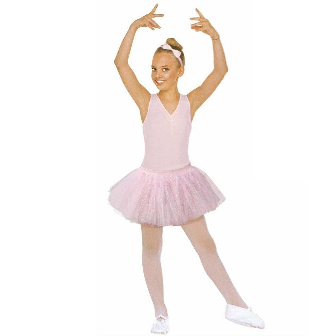 ballerina t t rock ballett petticoat rosa t nzerin tutu. Black Bedroom Furniture Sets. Home Design Ideas