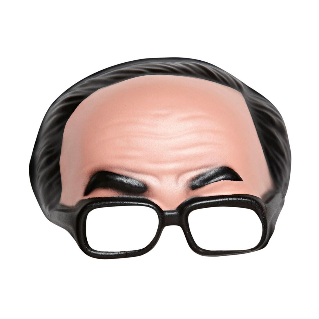 Maske Mit Brille