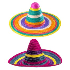 Multicolor Sombrero Hut - Mexikaner Sombreros