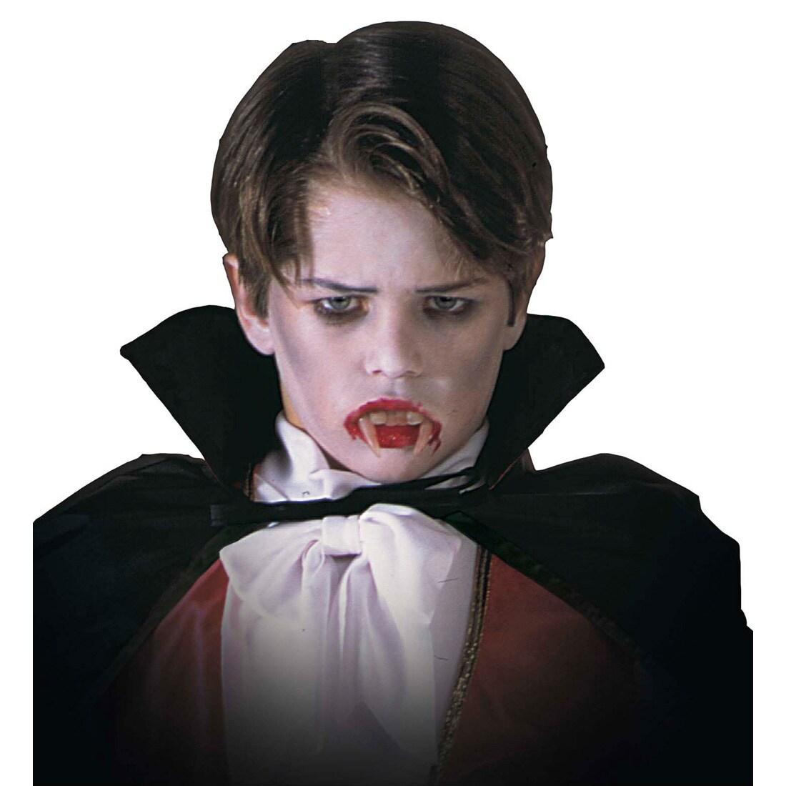 vampir z hne f r kinder halloween zubeh r 2 99. Black Bedroom Furniture Sets. Home Design Ideas