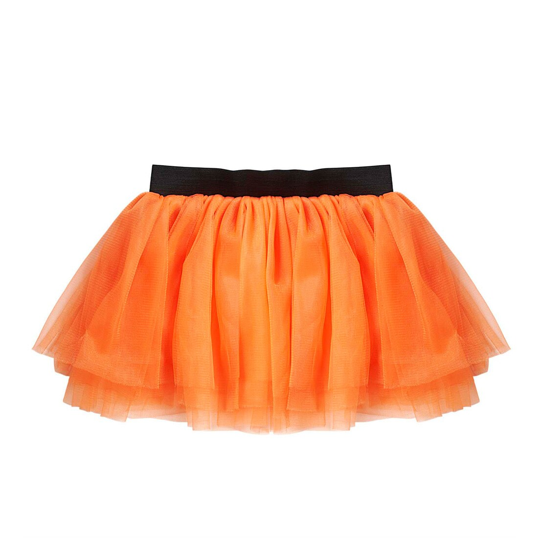 kurzer t llrock neon t t rock orange t ll petticoat 7 99. Black Bedroom Furniture Sets. Home Design Ideas