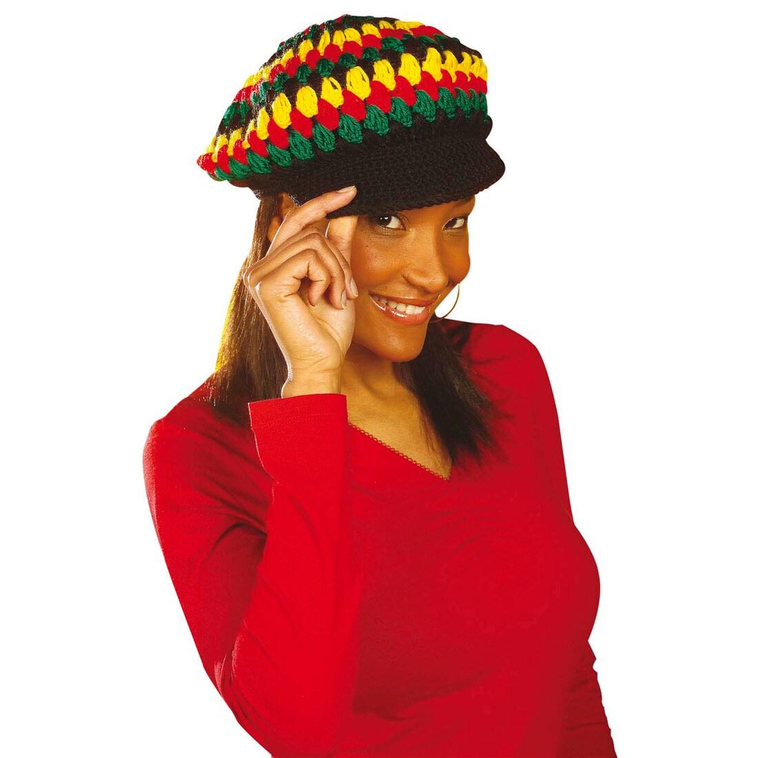 Reggae Mütze
