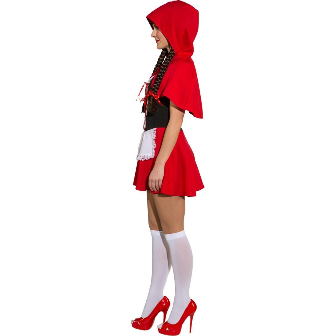 Rotkäppchen Kostüm Karneval Märchen Kostüme, 26,49