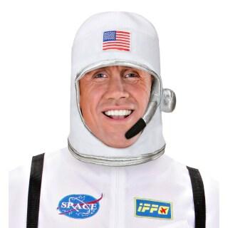 Astronauten Helm Usa Astronautenhelm Us Raumfahrerhelm Nasa