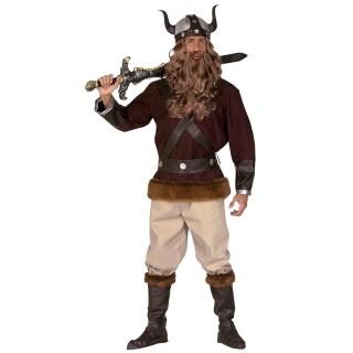 Kostum Wikinger Barbar Krieger Xl Und L 48 99