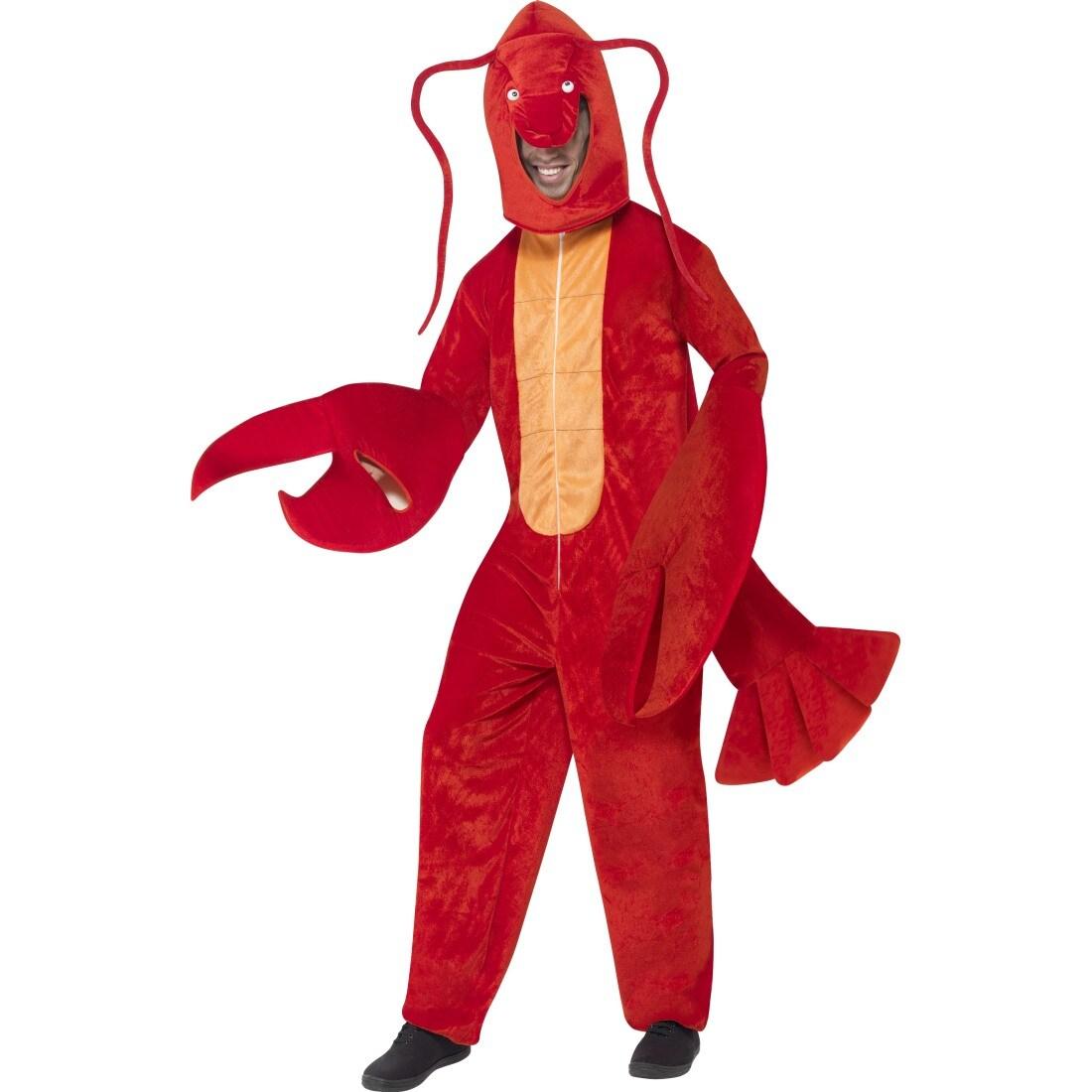 Krebs Tierkostüm Hummer Kostüm Lustiges Krabbenkostüm ...